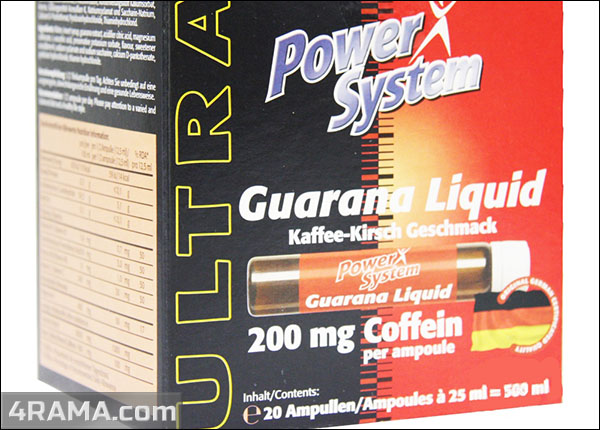 Отзывы на энергетик энергетик power system guarana liquid power system от покупателей 5lb.ru