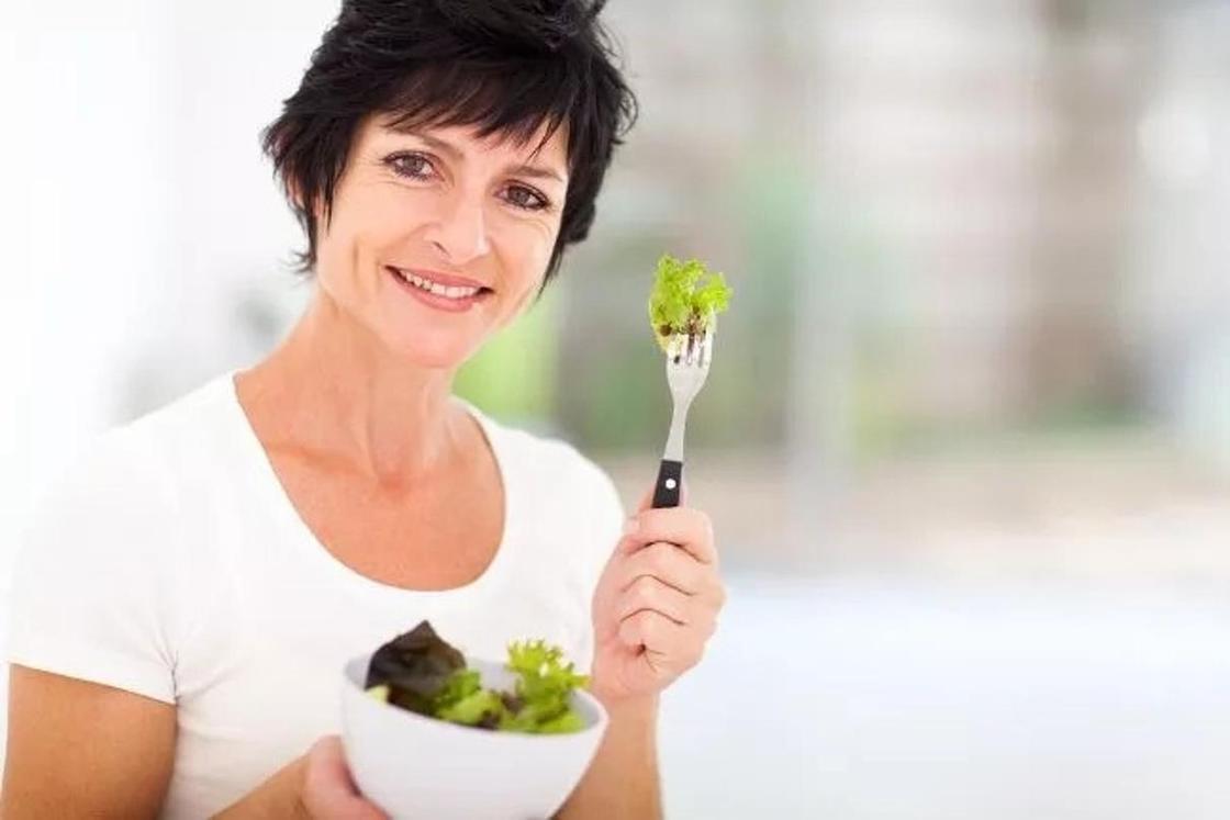 Диета для похудения после 50 лет для женщин: меню на неделю