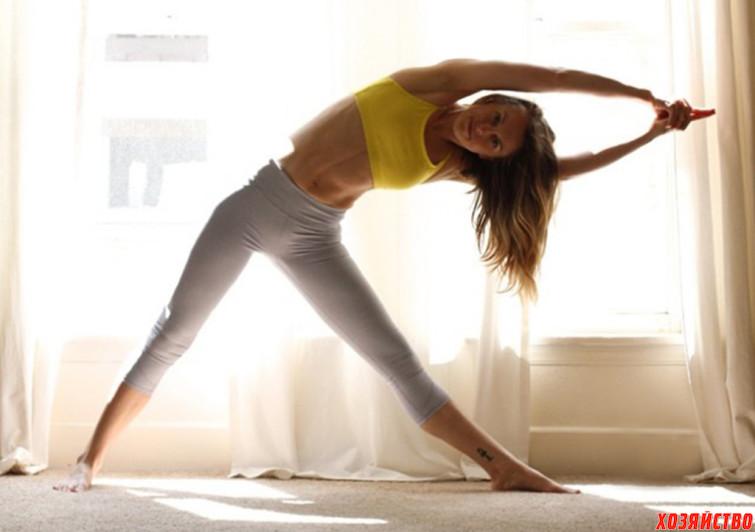 """""""доброе утро"""" – лучшее упражнение для укрепления поясницы"""