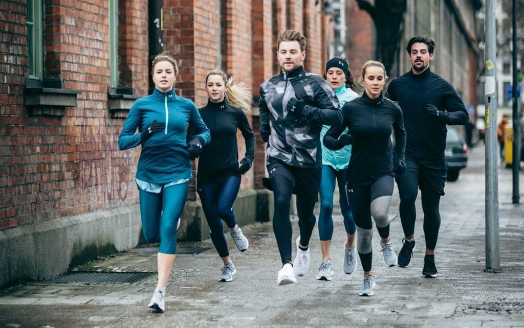 В чем лучше бегать зимой и как правильно одеться, выбор экипировки