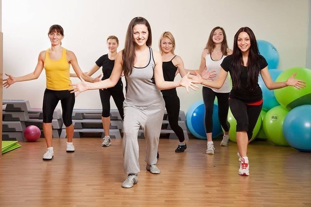 Танцевальный фитнес для похудения