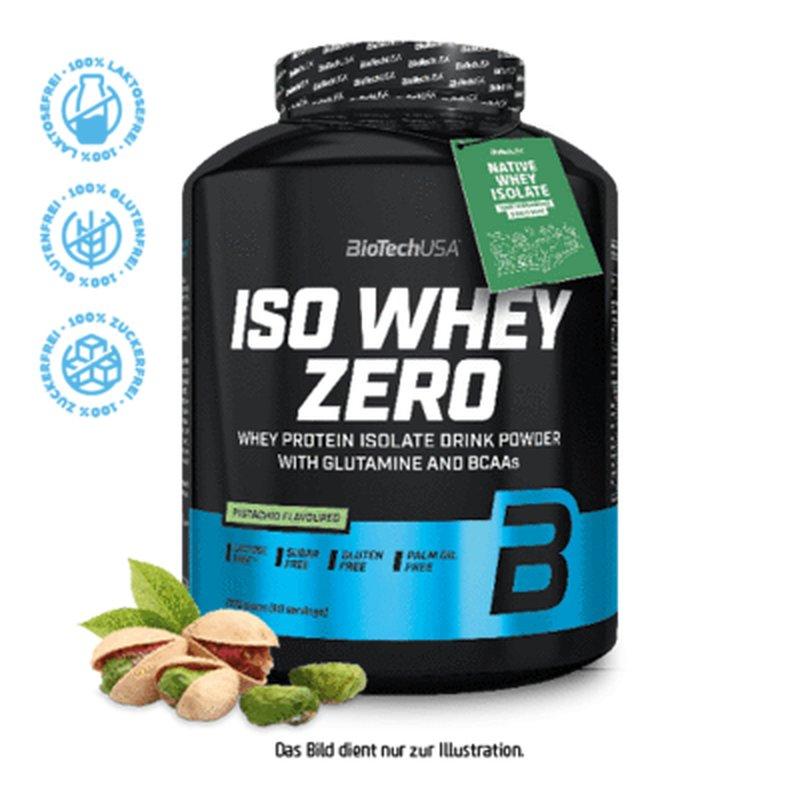 Iso whey zero - biotechusa