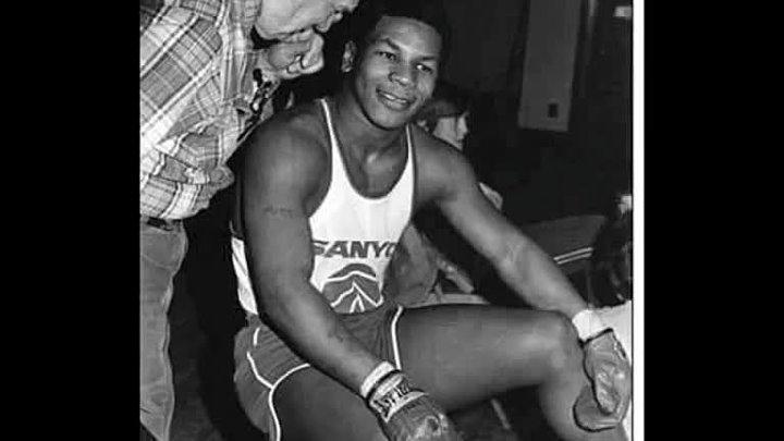 В детстве майк тайсон стрелял в людей, а про бокс узнал в колонии. его история — это голливуд   спорт.tut.by