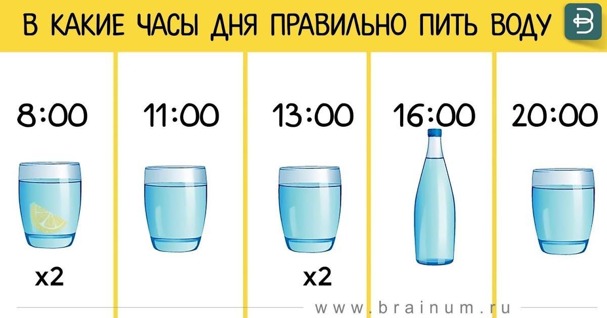 Сколько нужно пить воды? - доказательная медицина для всех