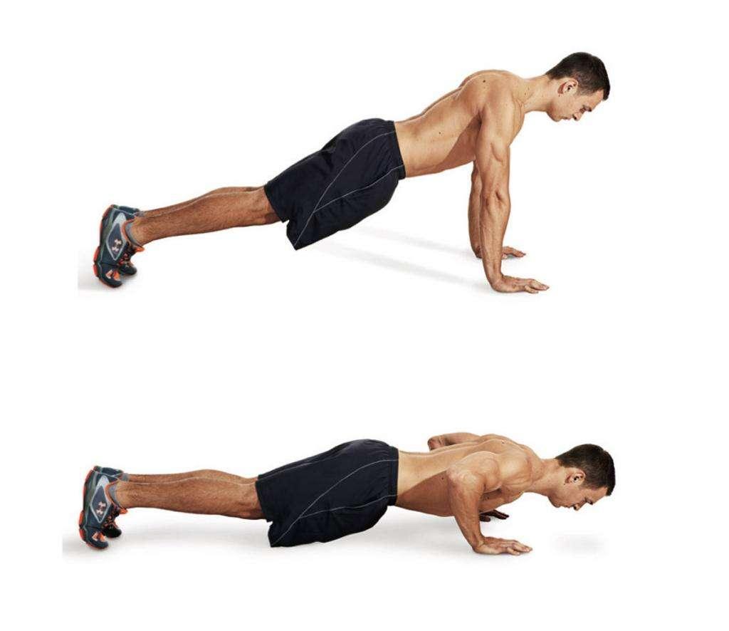 Как нужно правильно отжиматься | методы отжимания, чтобы накачать грудные мышцы