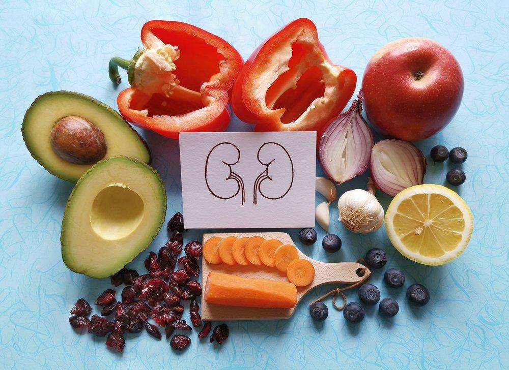 Продукты, полезные для почек - 9 лучших продуктов