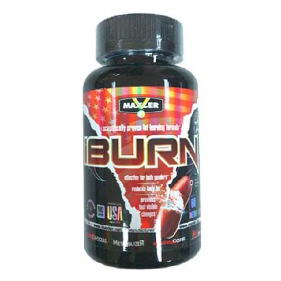 Жиросжигатель iburn от maxler | фактор силы - качайся с  умом!