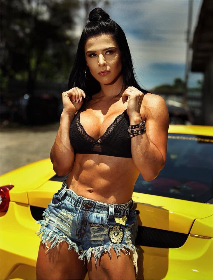 Eva andressa: тренировки и питание | fitness - online