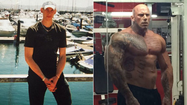 Мартин форд до и после: фото, трансформация и биография гиганта