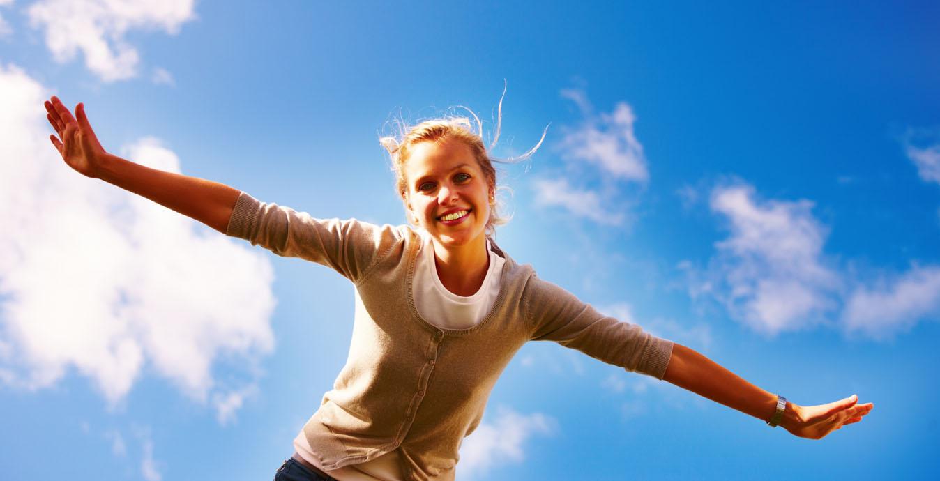 Как стать энергичным и позитивным человеком