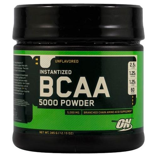 Bcaa 5000 powder от optimum nutrition: отзывы, как принимать