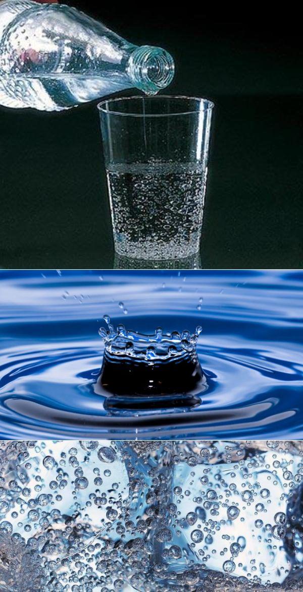 Минеральная вода: польза и вред | польза и вред