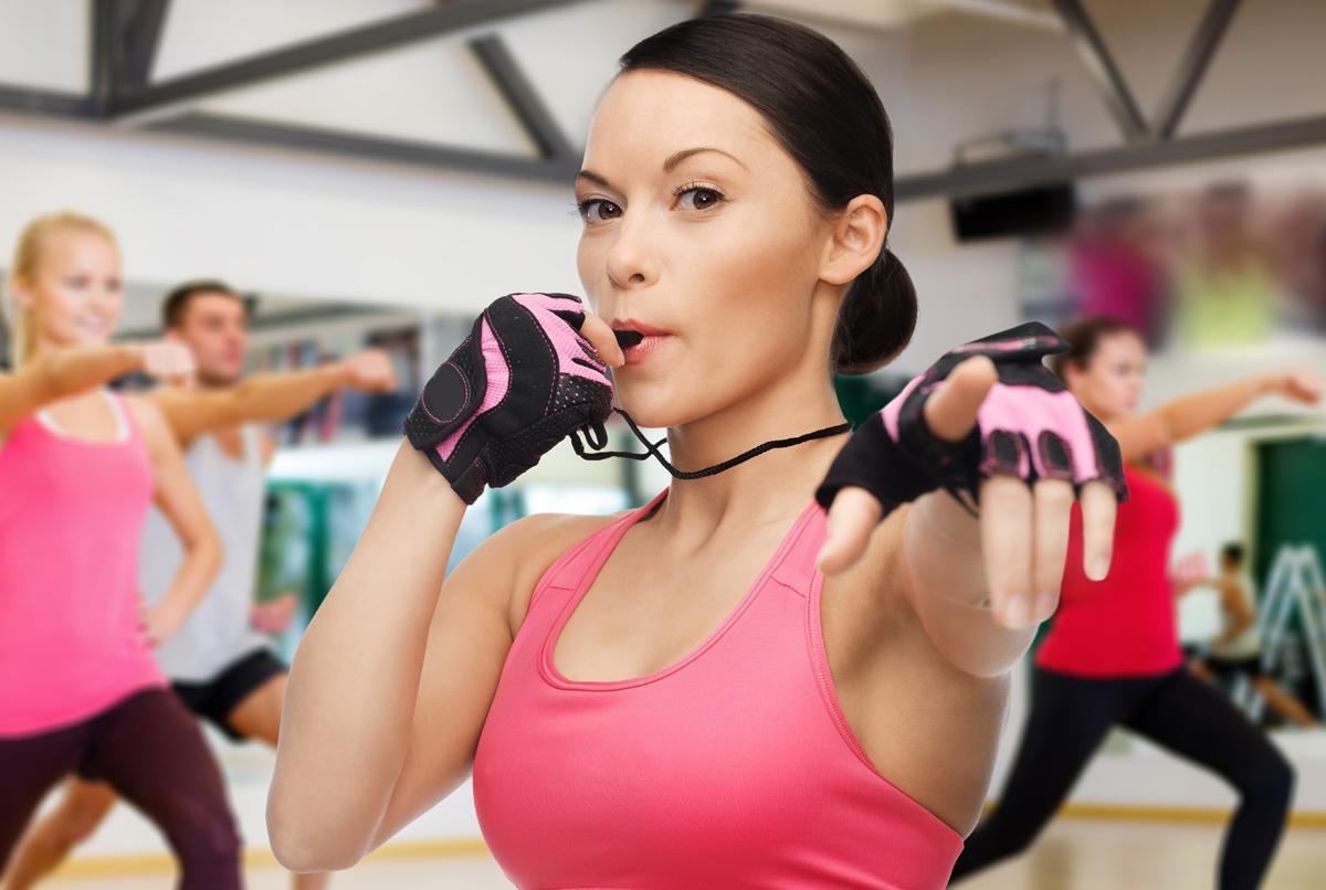 Программа тренировок для девушек для похудения дома