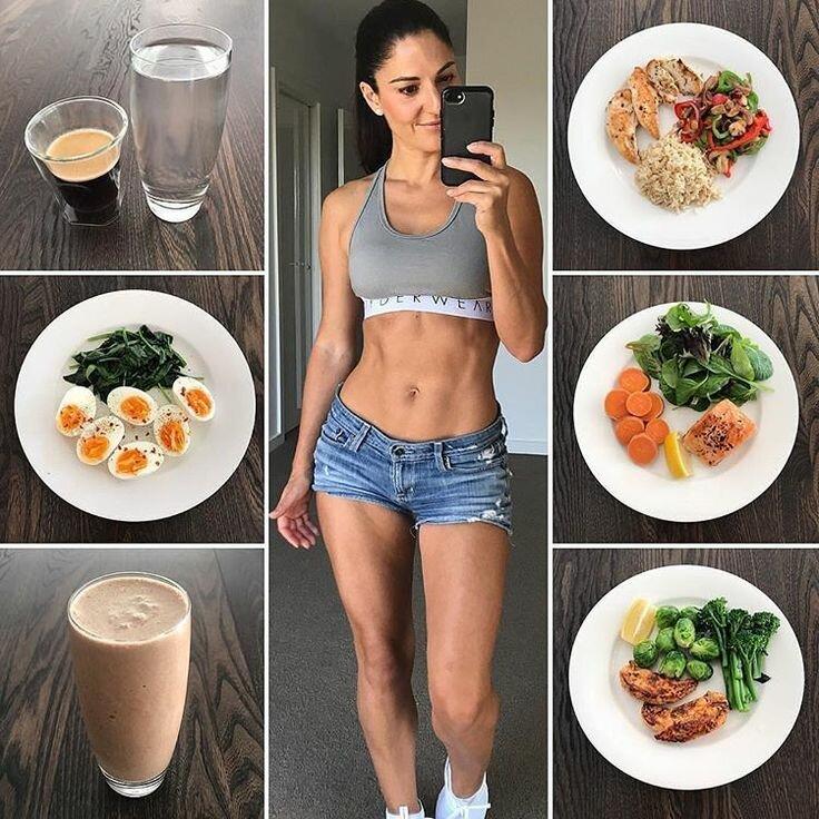 Питание после тренировки для похудения: что можно есть женщинам