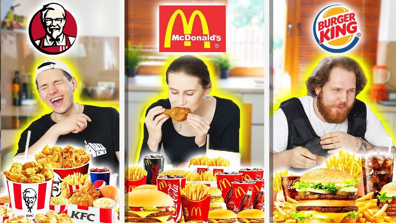 Диета «макдональдс»: похудение на фаст-фуде возможно?