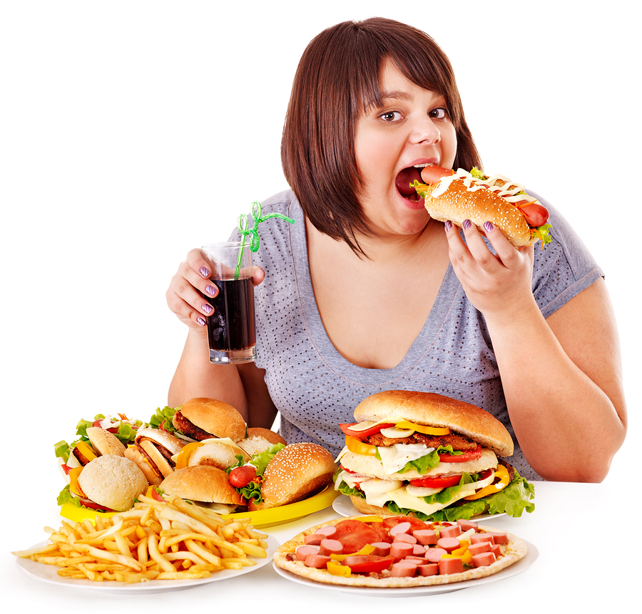 Как перестать переедать, или почему я не худею