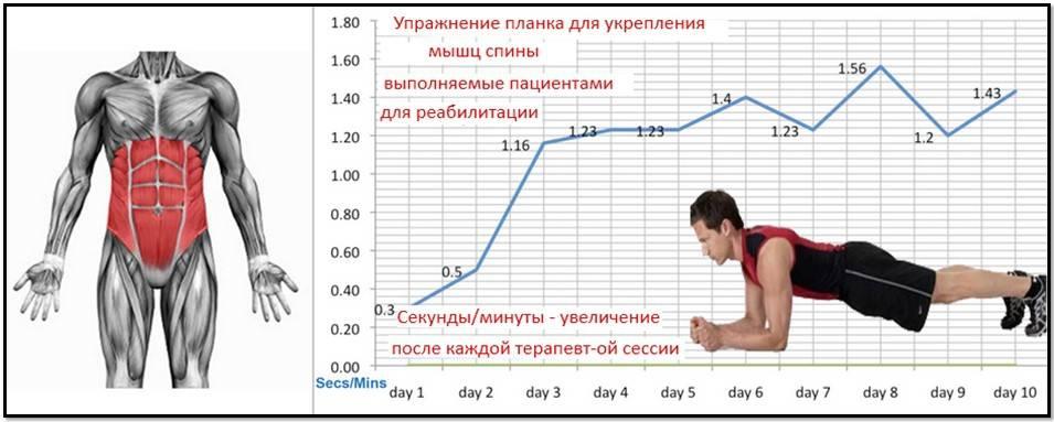 Планка для похудения: таблицы для начинающих и продвинутых, как правильно делать