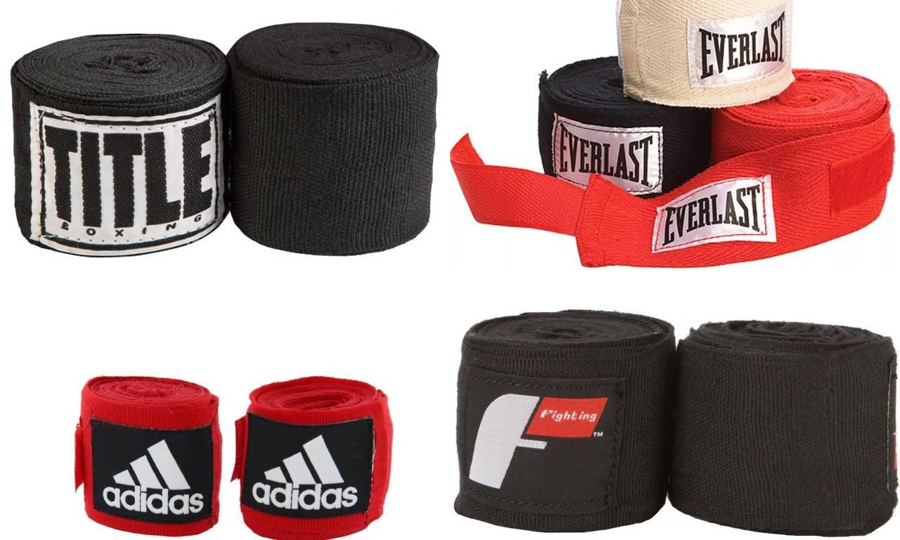 Секреты грамотного наматывания на руки боксерских бинтов