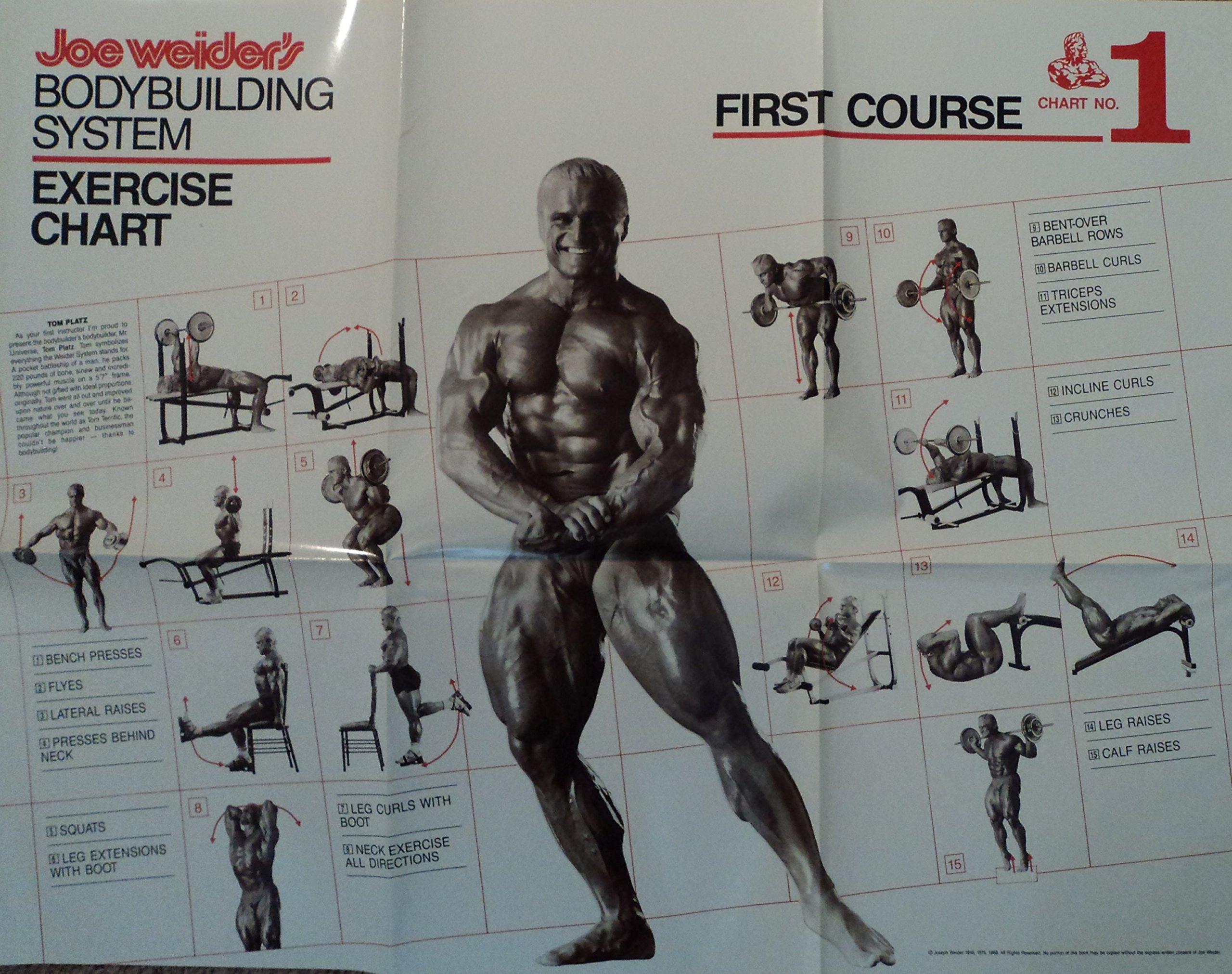 Джо вейдер система тренировок для начинающих атлетов