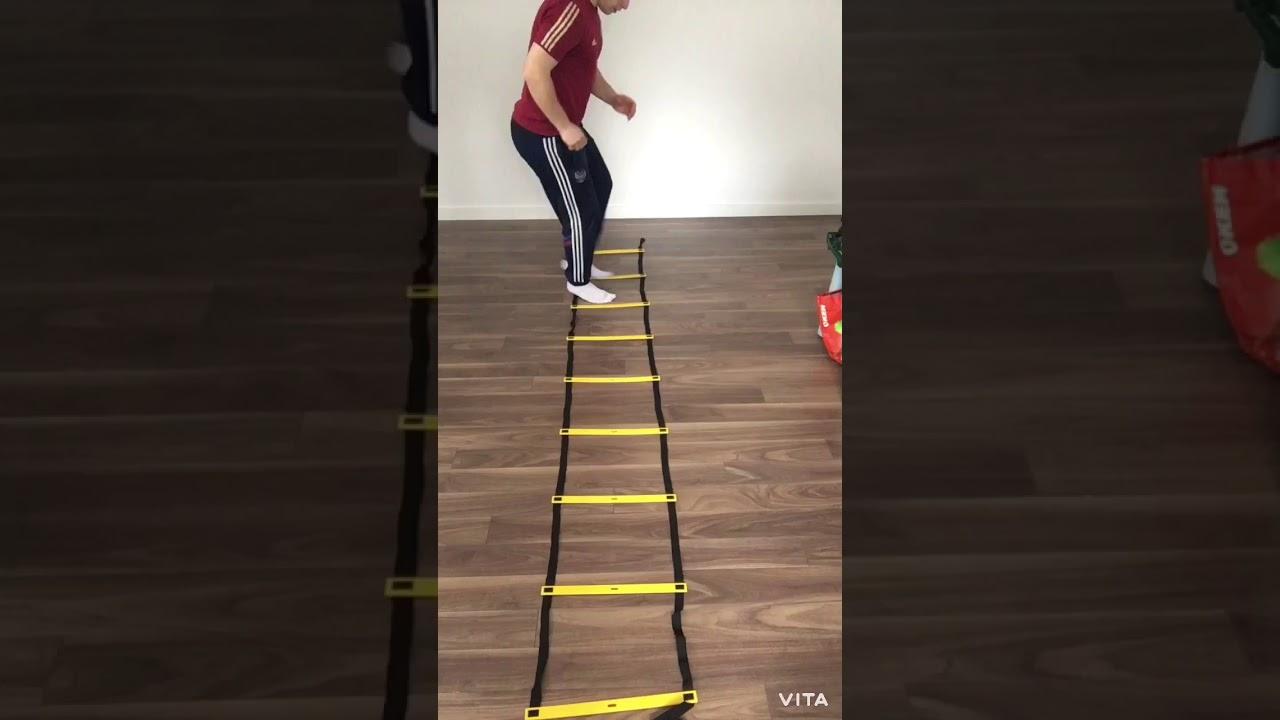 Координационная лестница