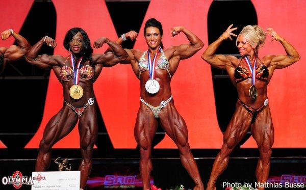 6 лучших победительниц Мисс Олимпия — кто эти леди и как они выглядят