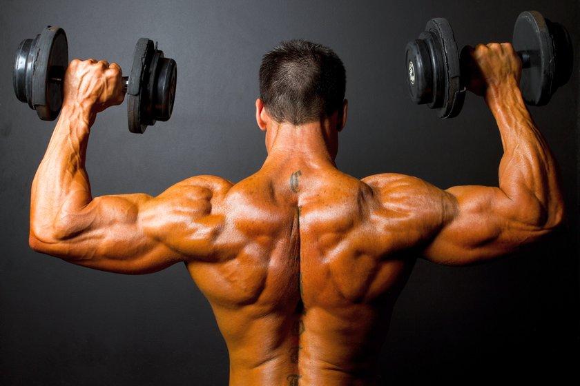 Как увеличить талию мужчине: упражнения для увеличения талии