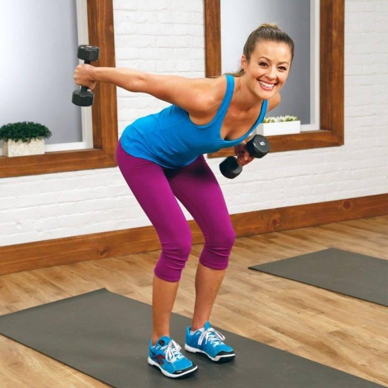 Тренировка с бодибаром: простота упражнений
