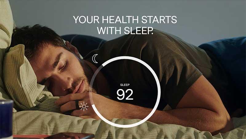 Как фитнес-браслет определяет фазы сна
