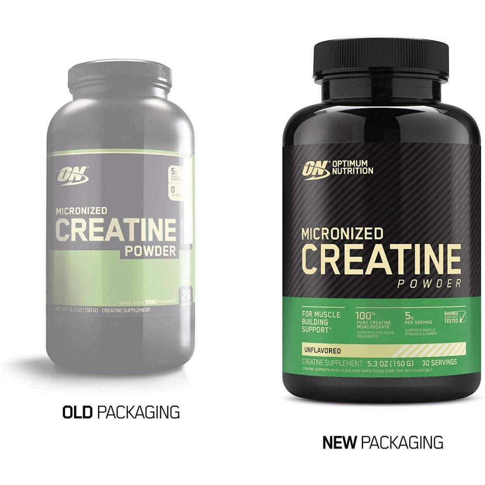 Для чего принимать creatine powder optimum nutrition
