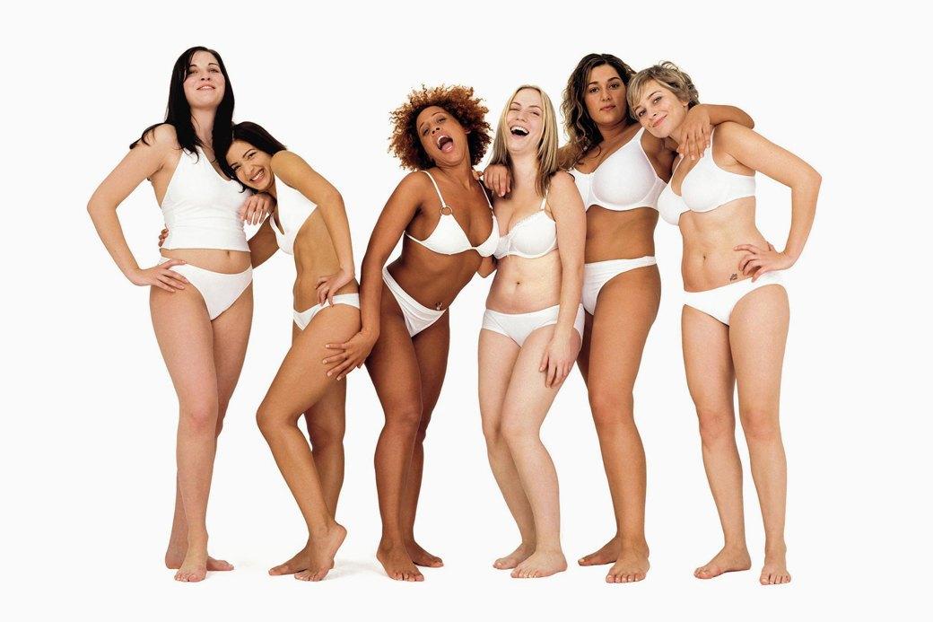 Типы фигуры у женщин: как определить, основные признак