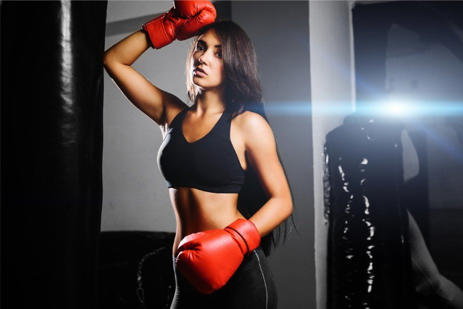 Особенности женского бокса