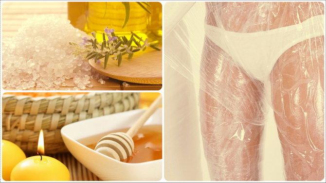 Обертывание для похудения в домашних условиях: отзывы и рецепты