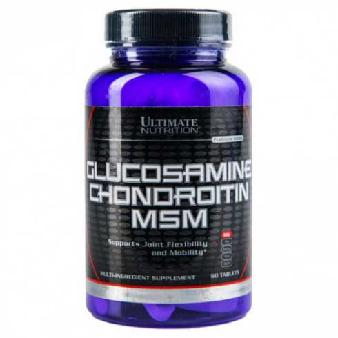 Глюкозамин хондроитин мсм: свойства и применение