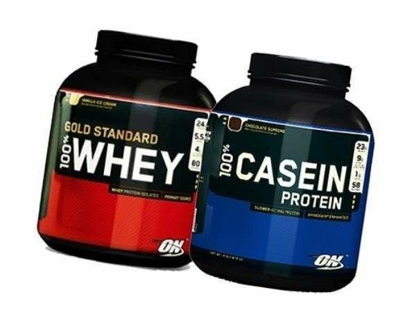 Казеин для похудения: какой протеин лучше