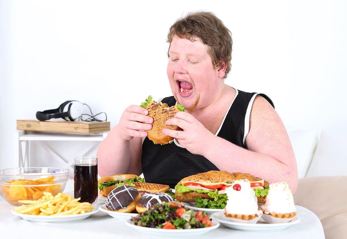 Как перестать жрать и начать худеть, советы