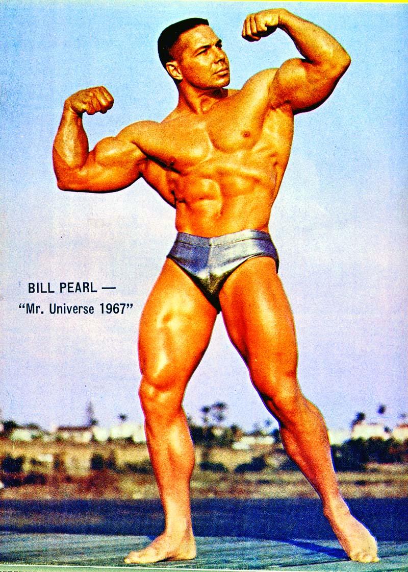 Билл перл — вегетарианец   veggie people