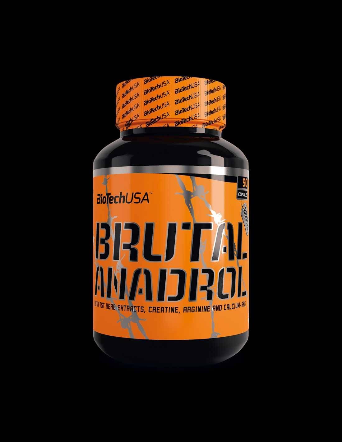 Тестостерон biotech brutal anadrol