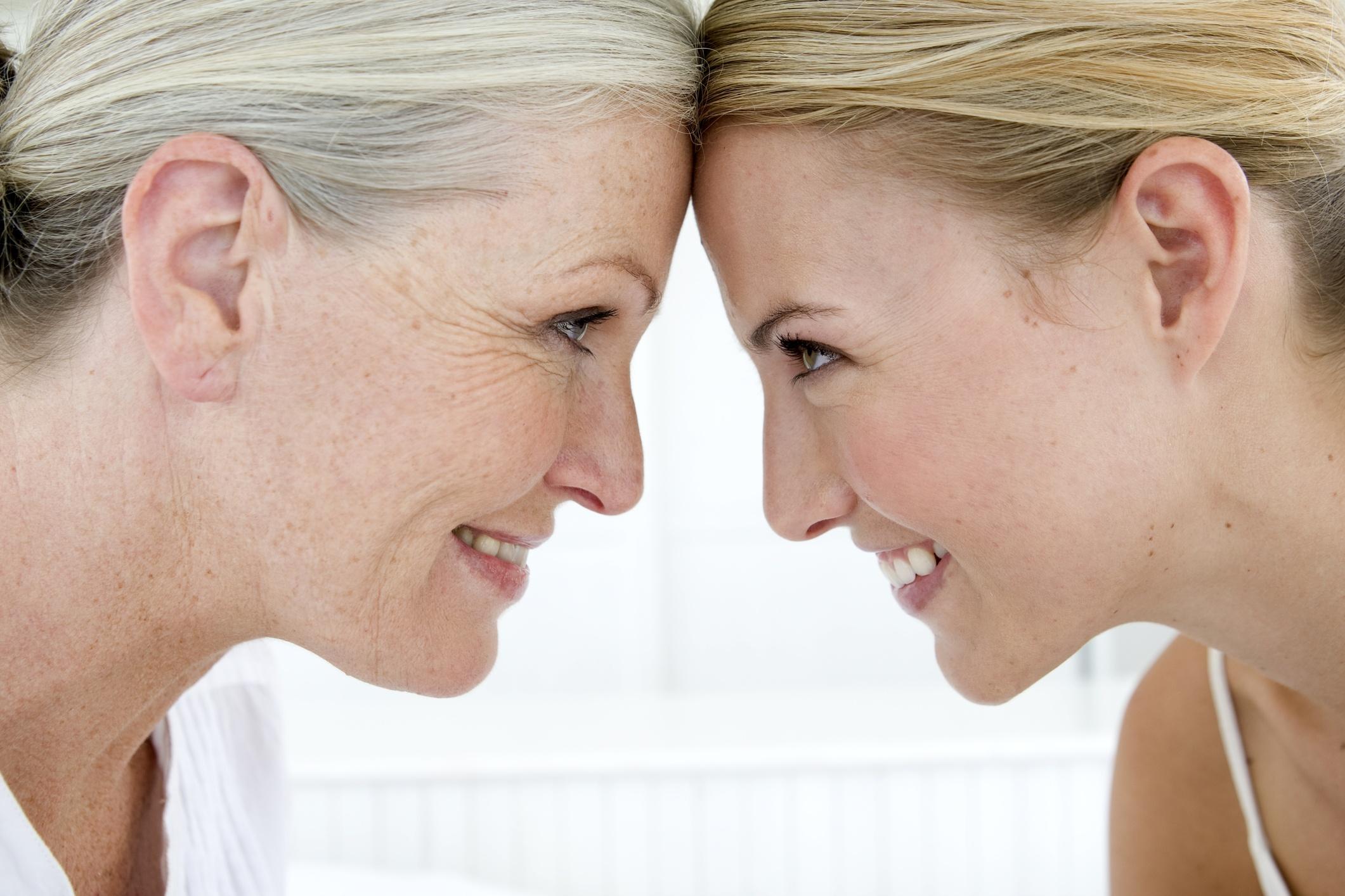 Как замедлить гормональное старение женщине | психология