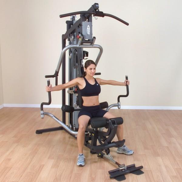 Тренажеры body-solid » мультистанции