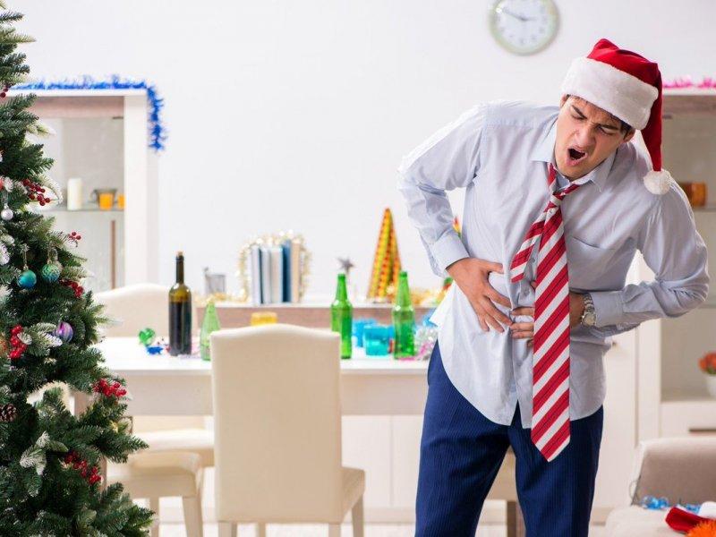 Как почистить организм после праздников: чистка кишечника, детокс-питание и питьевой режим / mama66.ru