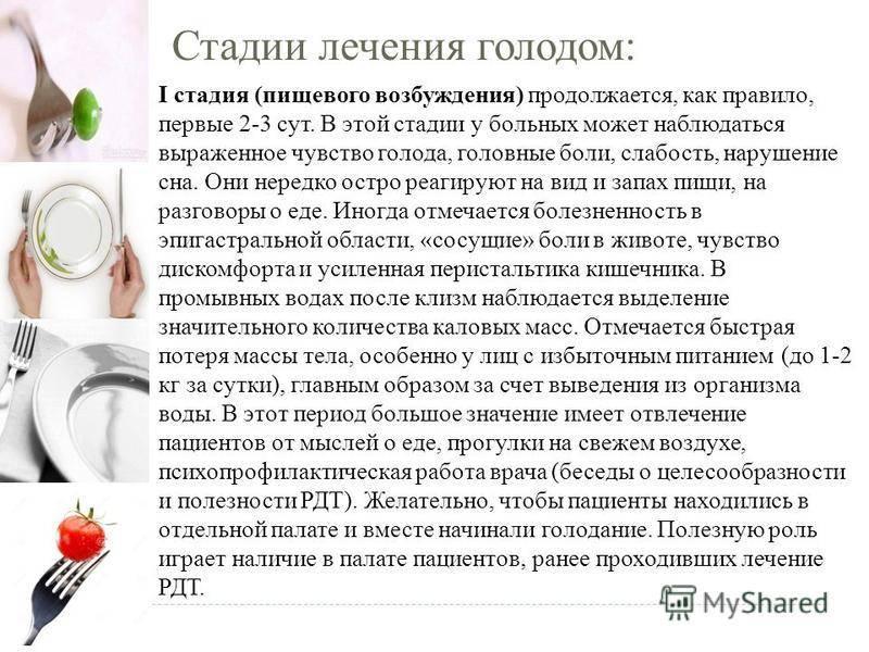 Однодневное голодание: как правильно голодать 1 день, польза и вред, отзывы  - medside.ru