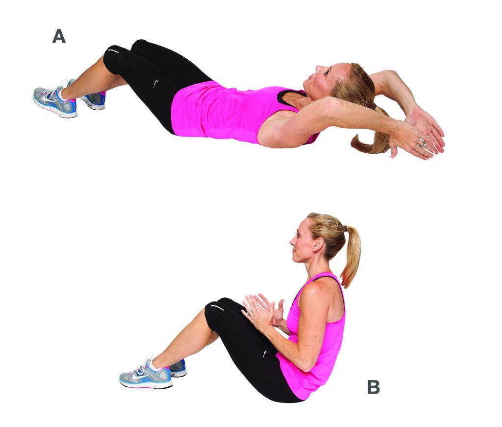 Упражнение ножницы: какие мышцы работают, польза для ног и пресса, как правильно делать