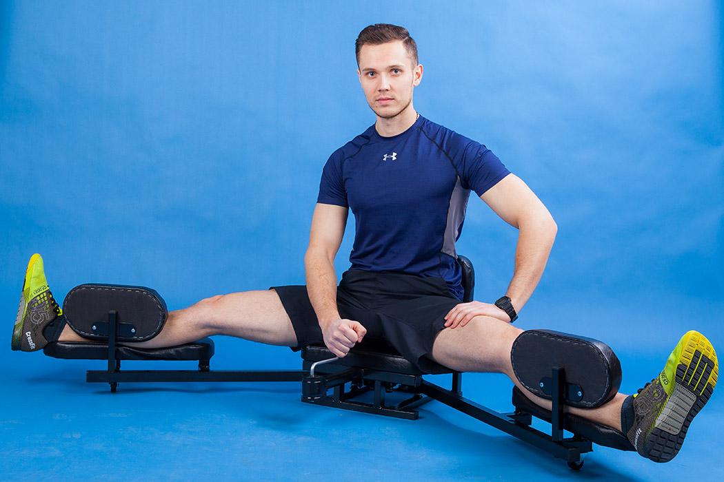 Комплекс из 10 необходимых для шпагата упражнений