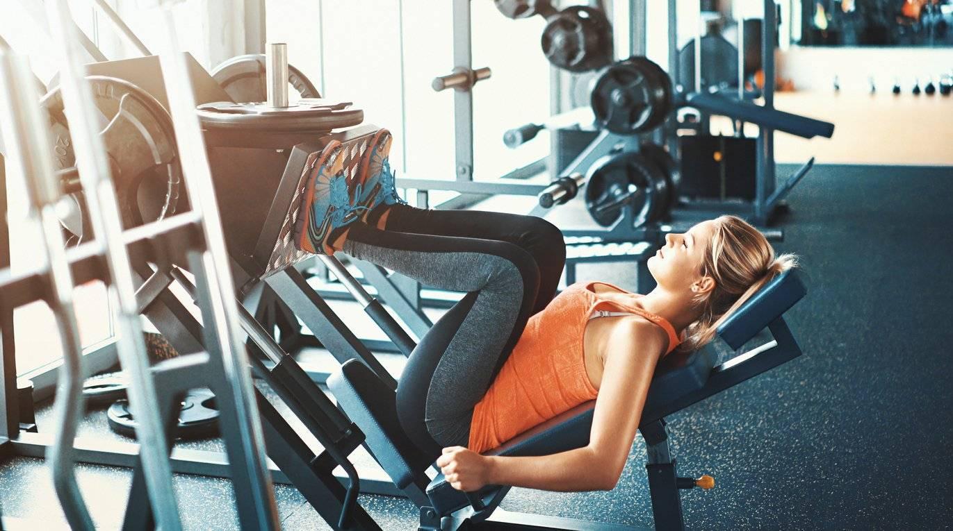 Тренировочный план для женщин, часть №1: ноги. • bodybuilding & fitness