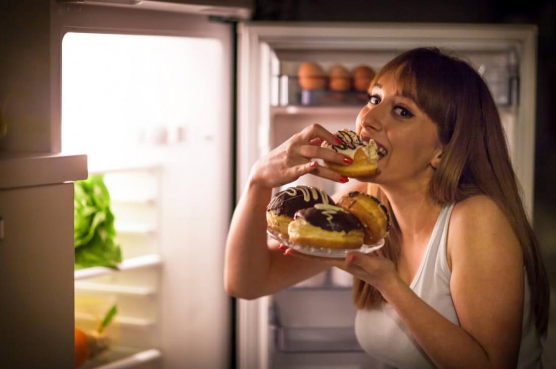 Как перестать заедать стресс и одиночество едой — короткий путь через психологию