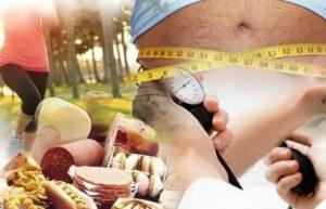 Реальный вред быстрого похудения