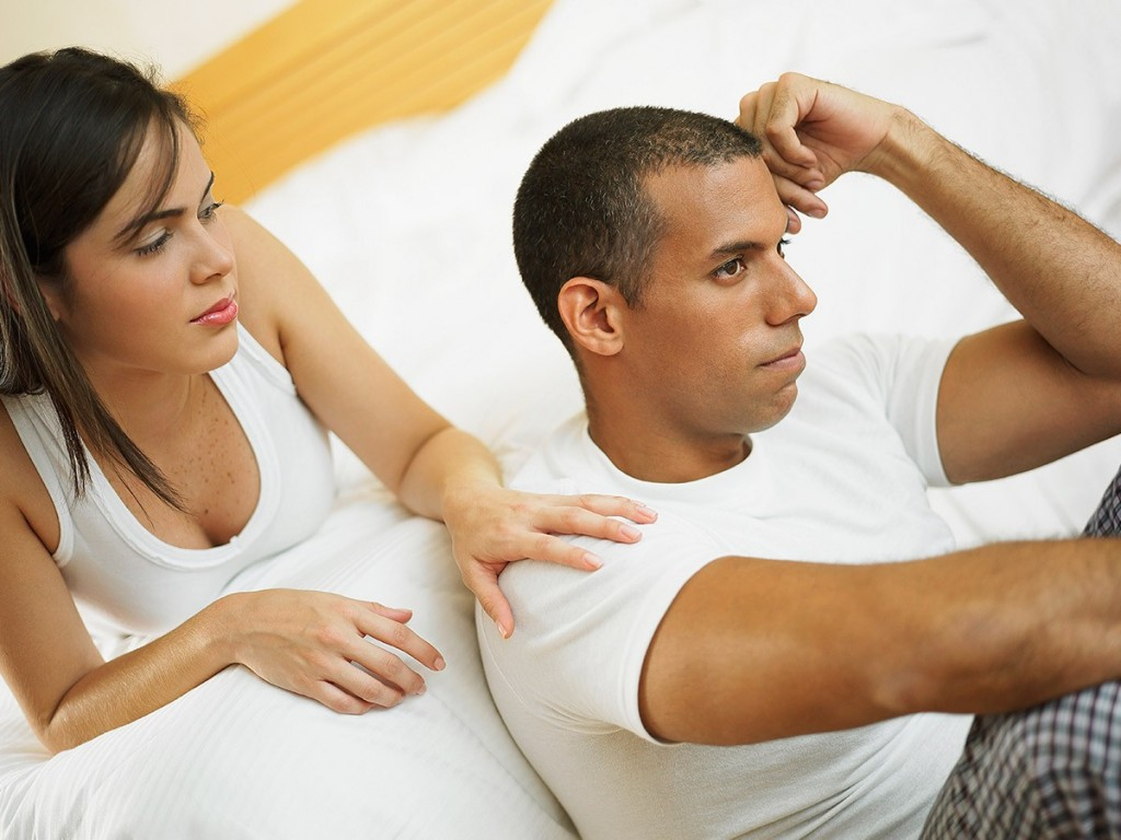 Когда он и правда «не тянет» или отношения с сильной женщиной