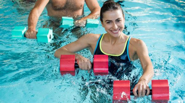 Аквааэробика для похудения: упражнения, помогает ли, чем полезна, что лучше для похудения - аквааэробика или фитнес / mama66.ru