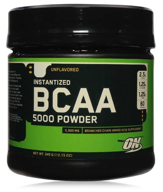 Pro bcaa от optimum nutrition как принимать состав отзывы
