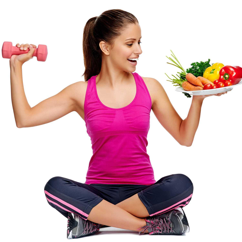 Режим питания при занятиях фитнесом для похудения: правильное меню